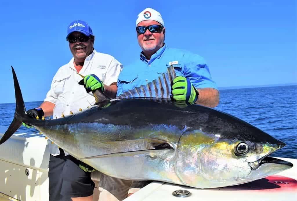 Offshore Fishing in Panama