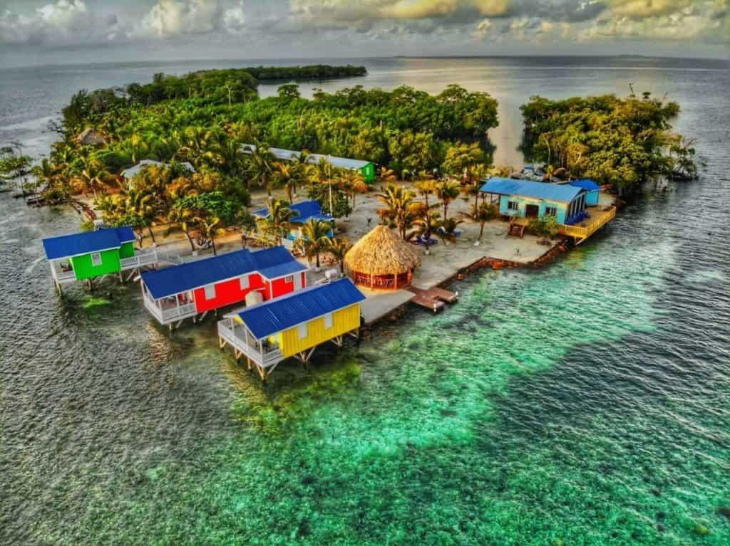 Tarpon Caye Lodge, Belize
