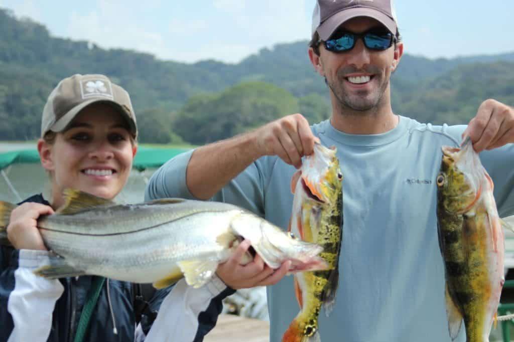 freshwater fishing in Panama