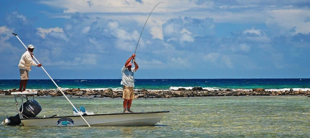 Belize fly fishing vacation