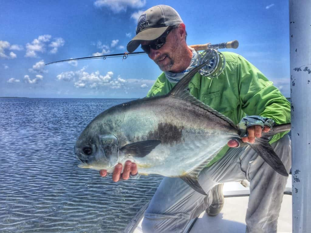 permit on the fly in Belize