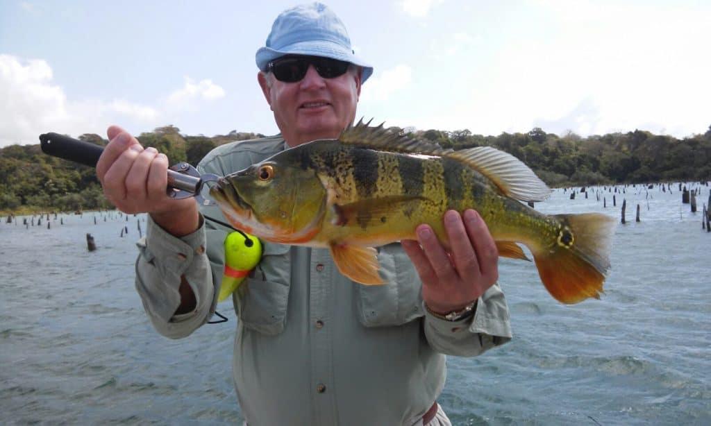 Lake Gatun Fishing