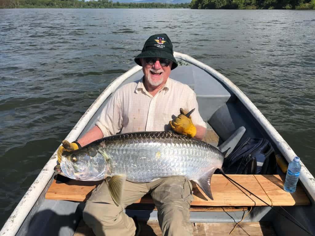 Bayano River Tarpon Fishing