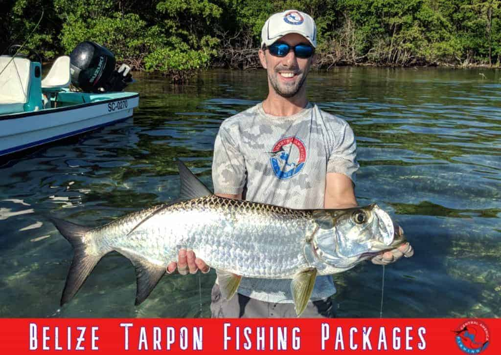 Belize Tarpon Fishing Packages