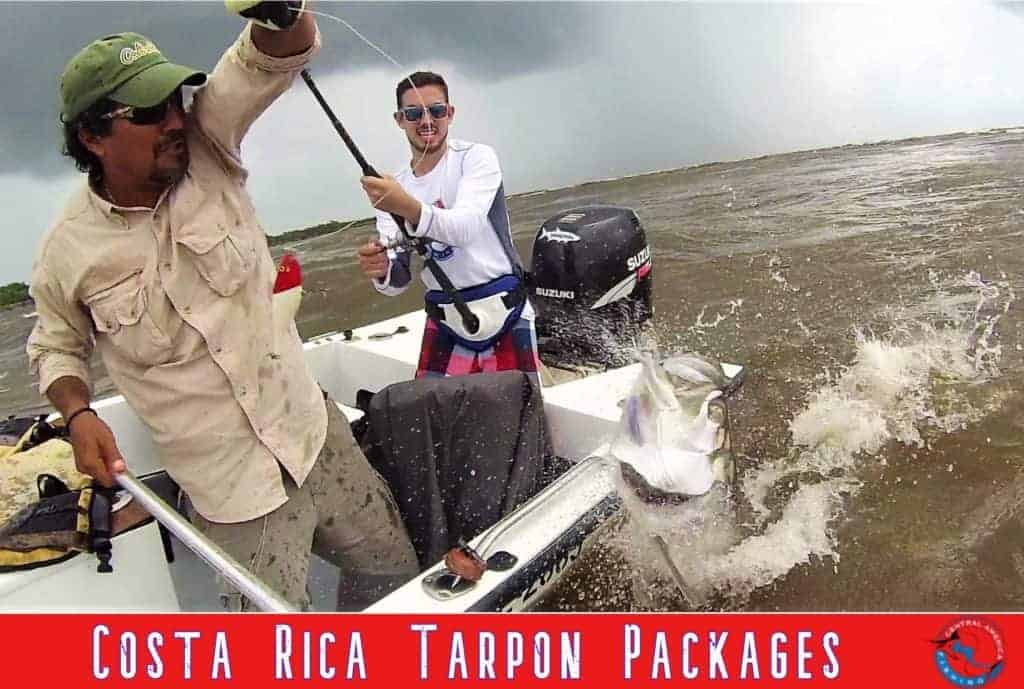 Costa Rica Tarpon Packages