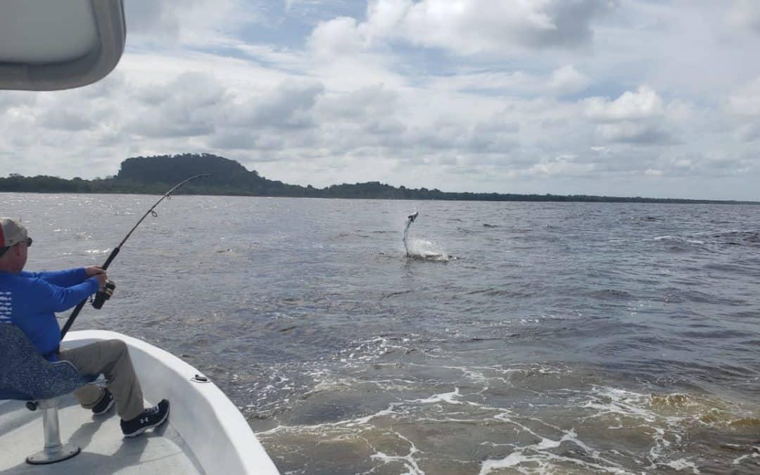 Costa Rica Fishing Report - April 2021